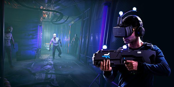 Virtual Reality Has Finally Arrived For Real at the Stunning